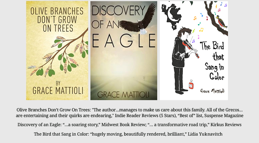 novels about families, humorous novels, Italian-American novels, spiritual novels, Novels about artists, philosophical fiction, Literary fiction about women, novels with food, family reunions in novels, road trip novels, travel adventure fiction